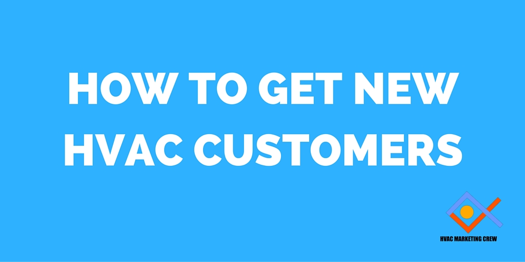 How to Get New HVAC Customers Using Old Content